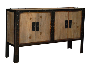 Reclaimed Wood in Contemporary Furniture