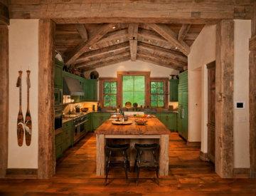 Rustic Kitchen Designs
