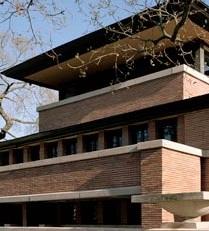Frank Lloyd Wright's Prairie Style Homes