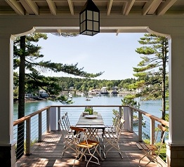 The Allure of a Home on the Water