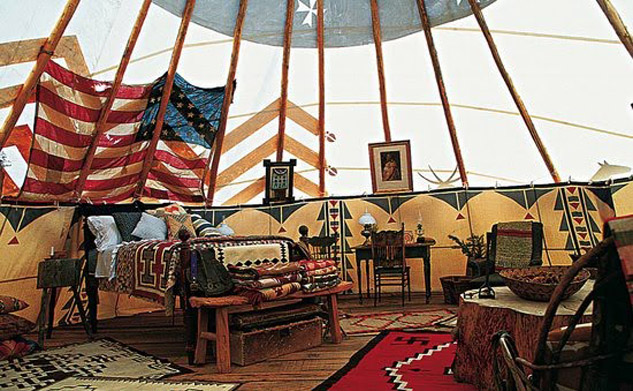 Teepee Interior Design